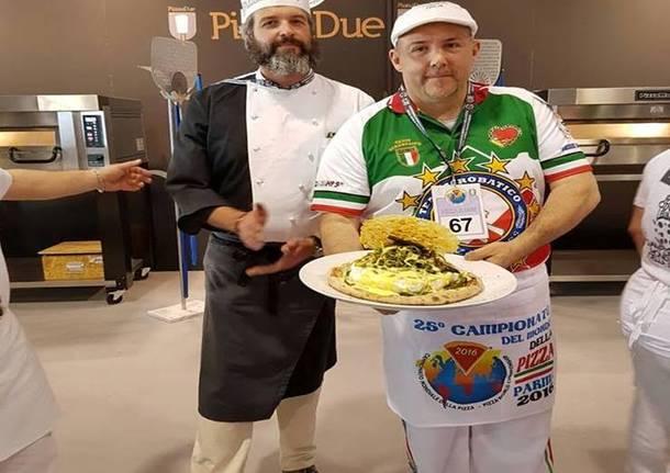 Campionato mondiale di pizza 2016