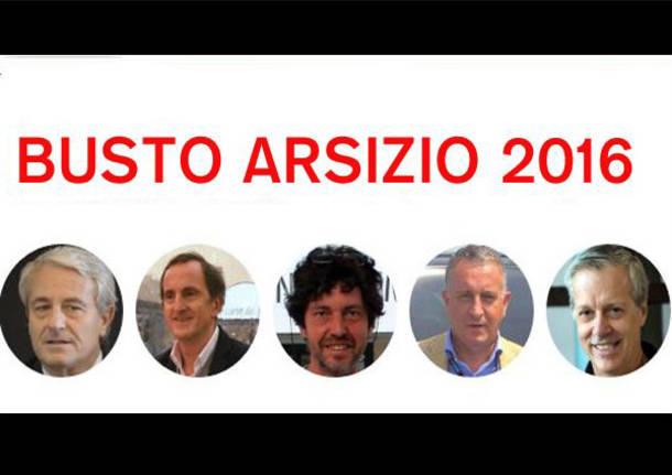 candidati sindaco busto arsizio 2016