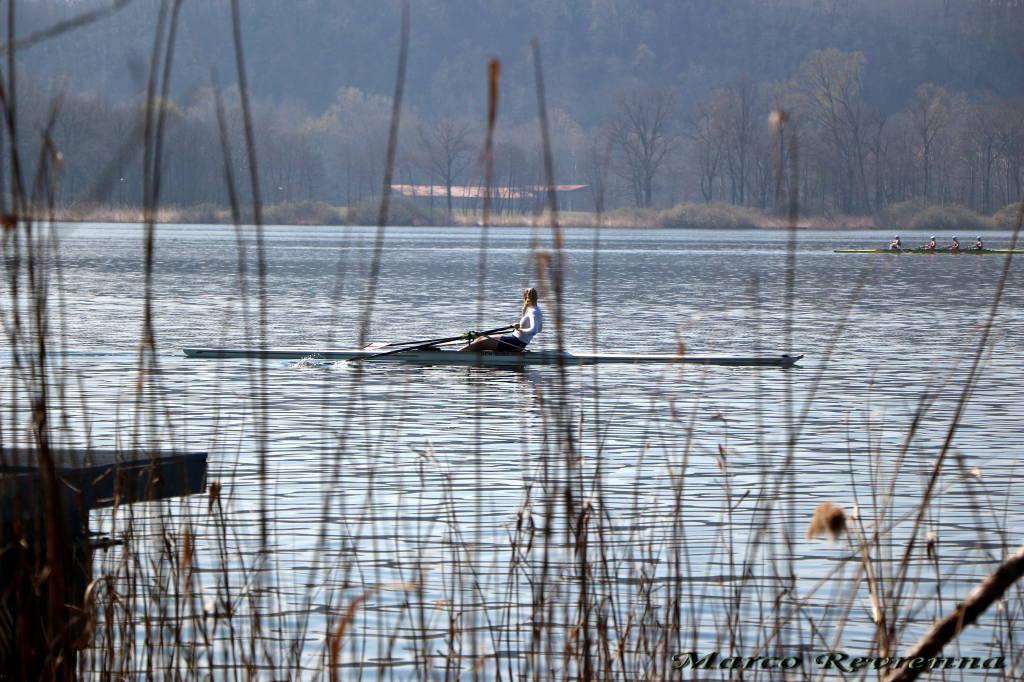 World Rowing cup - allenamenti