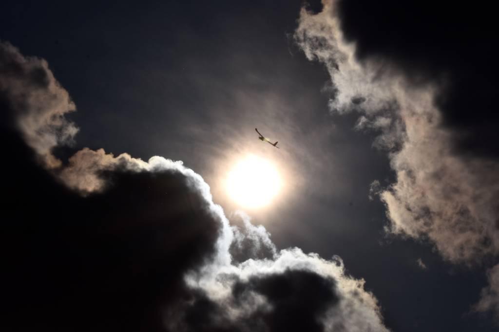 Una breccia nel cielo
