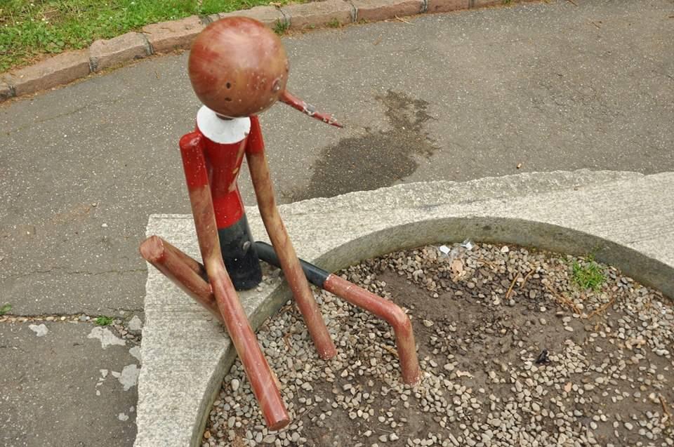 Carissimo Pinocchio... foto di Sara Larghi