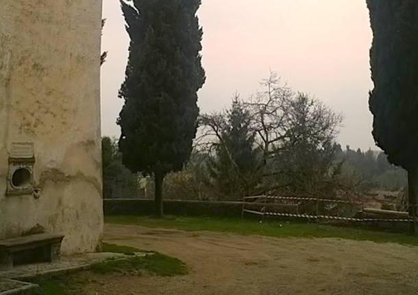 chiesetta san cassiano