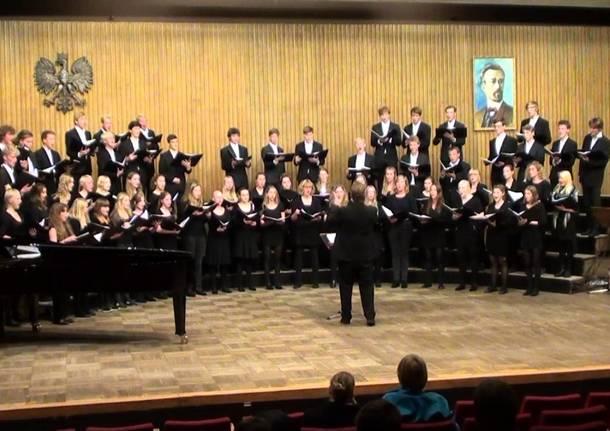 concerto coro scuola europea