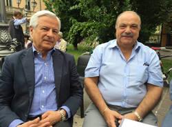 Dario Lonardoni, Paolo Strano