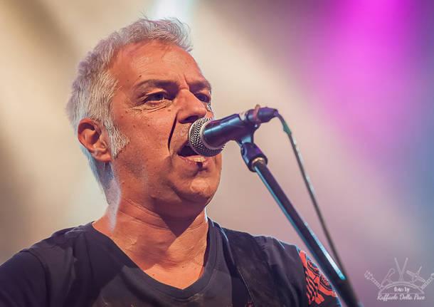 Davide Van De Sfroos in concerto al Phenomenon