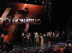 Davit di Donatello, tutti i premiati
