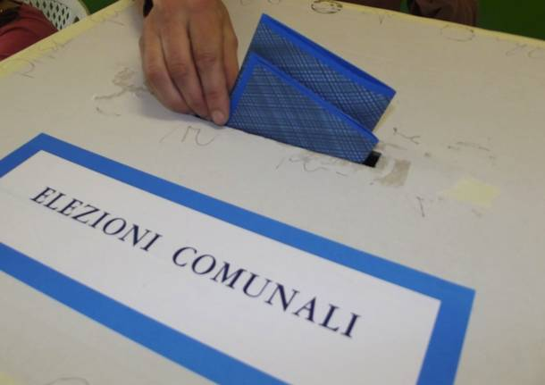 elezioni amministrative 2016 scheda