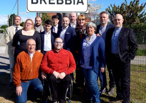 Elezioni Brebbia
