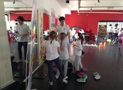 """english primary bambini impegnati nel progetto """"giocatest"""""""