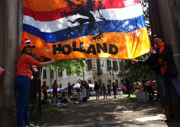 Festa Olandese ad Azzate 2016