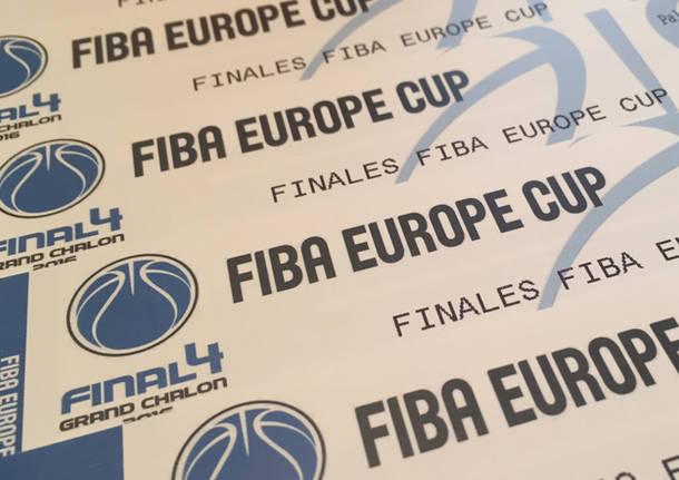 Fiba Europe Cup basket biglietti