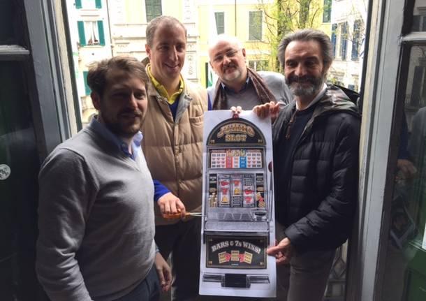 fontana monti orrigoni slot machine