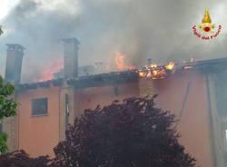 foto dei vigili del fuoco