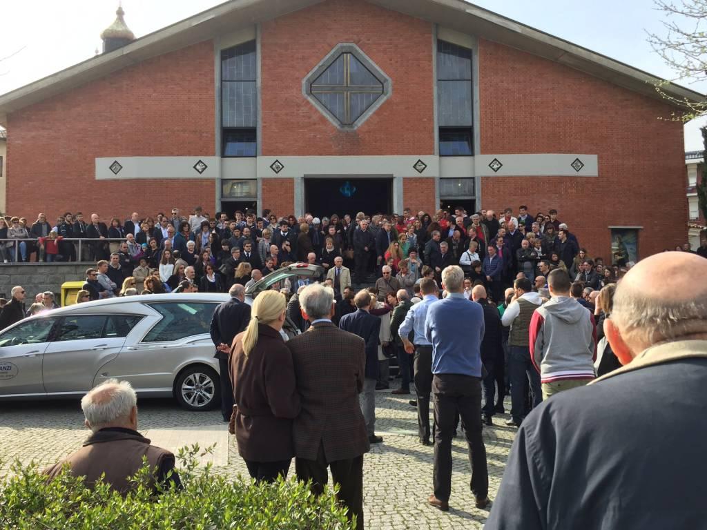 Funerali di Antonio Guidotti