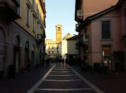 Gallarate piazza via mazzini