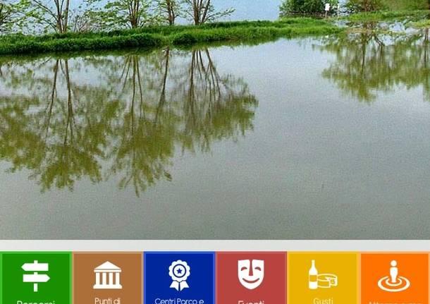 Germoglio del Ticino app