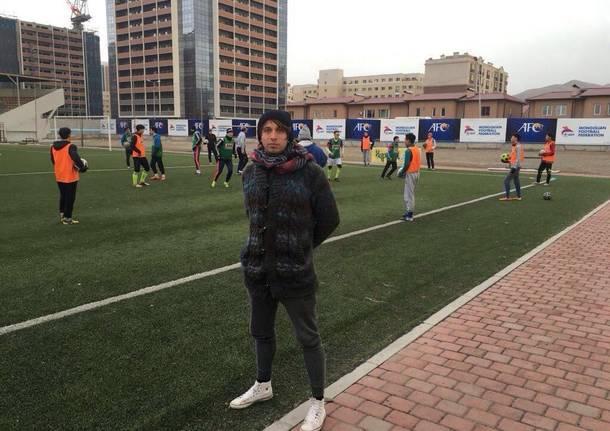 Giacomo Ratto in Mongolia