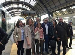 I pendolari (di nuovo) in viaggio con l'assessore Sorte