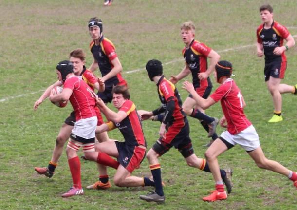 Il bello del rugby giovanile