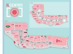 il centro arese shopping center