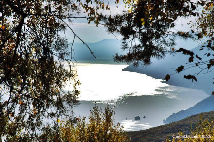 Il lago di Simone