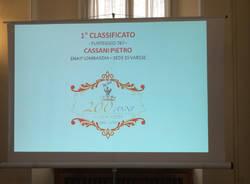 Il logo dei 200 anni di Varese città