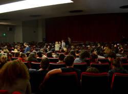 Il Teatro Sociale dedicato a Delia Cajelli
