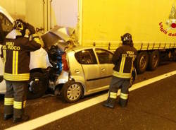incidente vanzaghello