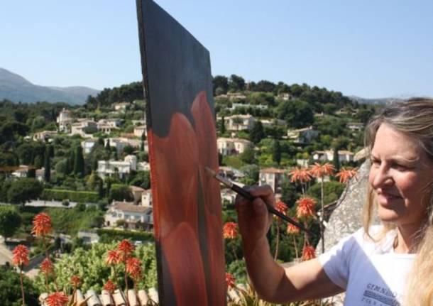 ivana belloni pittrice