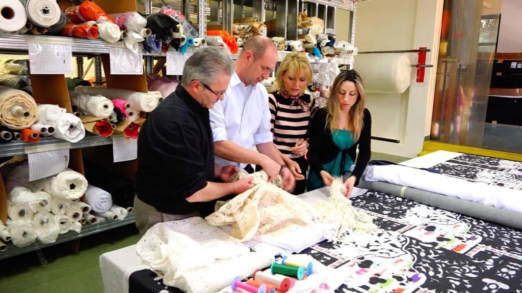 L'Impresa delle meraviglie nel tessile