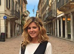 La bella Elisabetta Pellini per il 5 per mille di Gulliver