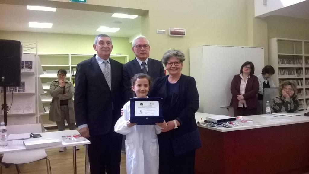 Le scuole premiate per Donacibo 2016