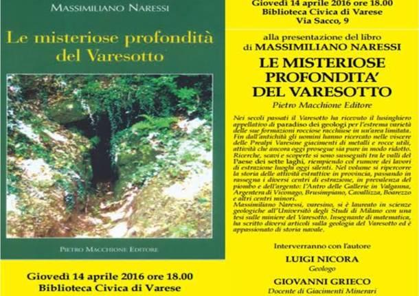 Libro Massimiliano Naressi