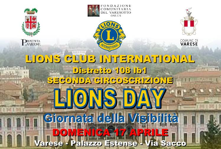 lions club lions day
