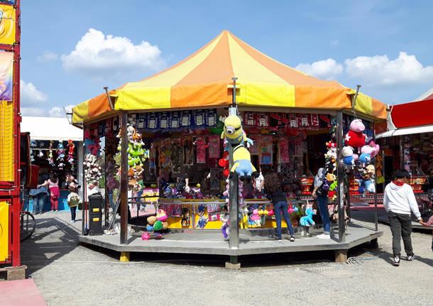Luna Park ultimo giorno