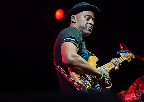 Marcus Miller in concerto all'Alcatraz