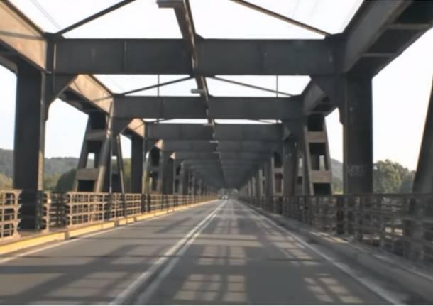 Mario Federghini Sesto Calende ponte