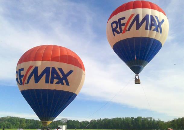 Risultati immagini per mongolfiera della remax