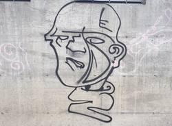 murale gazzada schianno via miglio