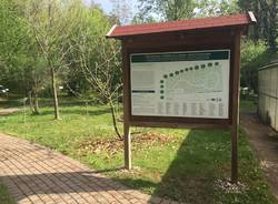 Orto Botanico licei dei tigli Gallarate