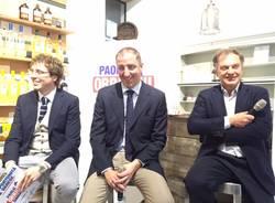 Paolo Orrigoni con Ballerio