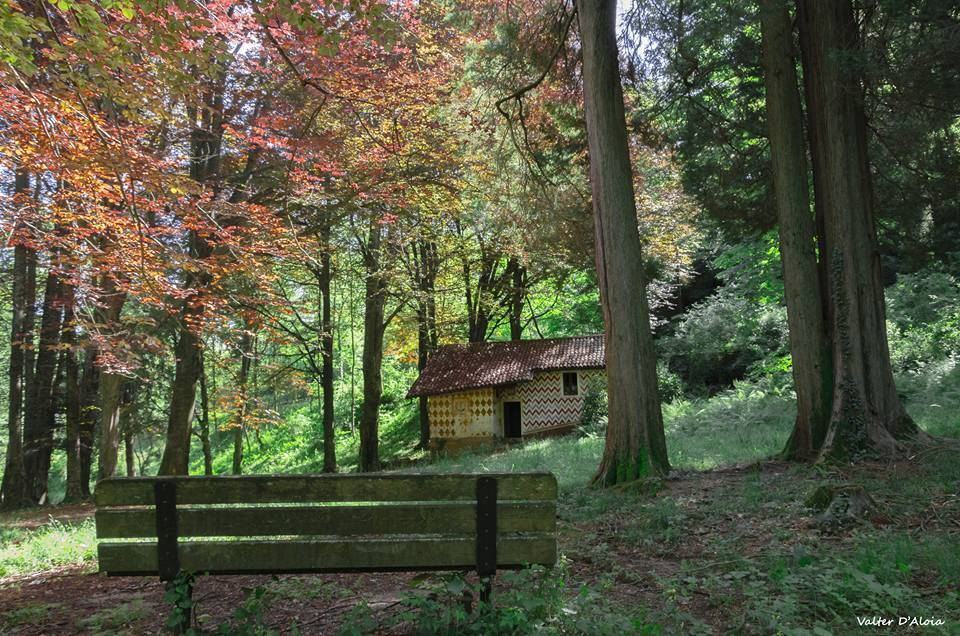 Parco dell'Argentera Cadegliano Viconago