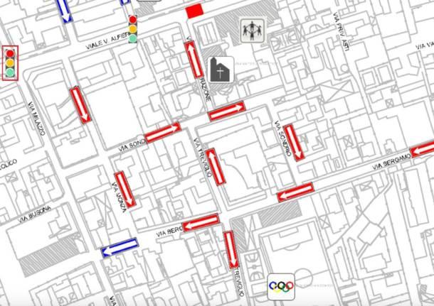 Piano urbano del traffico: tutti i nuovi sensi unici