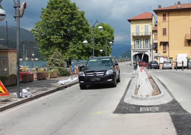 Porto Ceresio -Nuovo spartitraffico/2