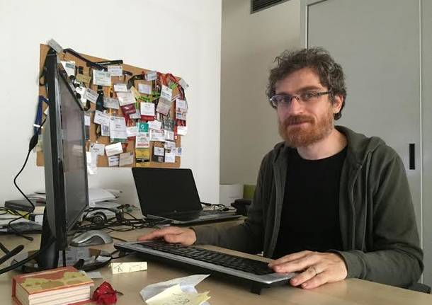 professor Marco Tarini