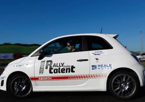 rally italia talent letizia soldano