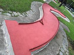 Riapre il minigolf a Varese