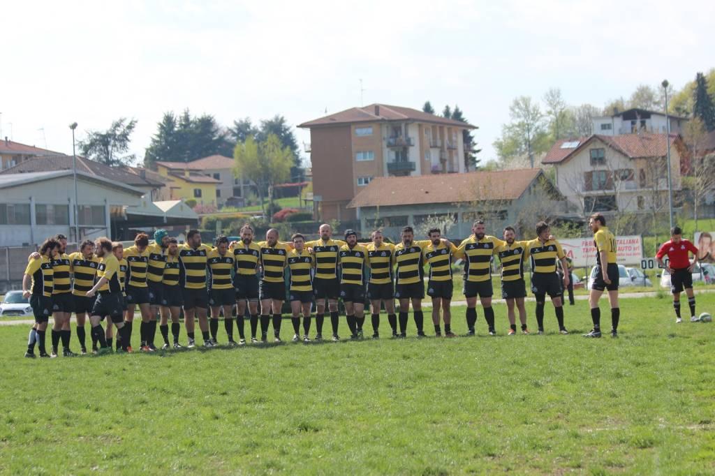 Rugby: Gattico - Unni Valcuvia 22-37