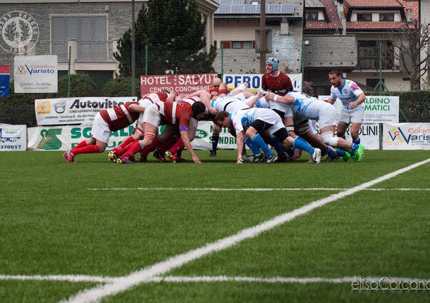 Rugby Sondrio – Rugby Varese