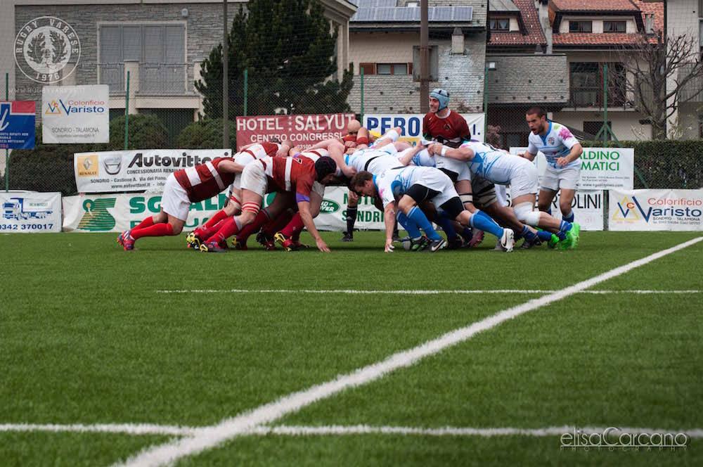 rugby sondrio varese